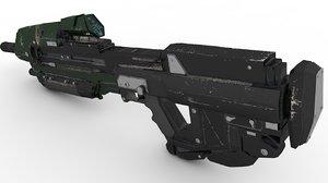 assault rifle ma37 model