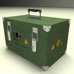 soviet military box model