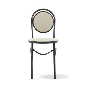 black chair 3D model