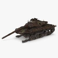 Tank 30b Wreck