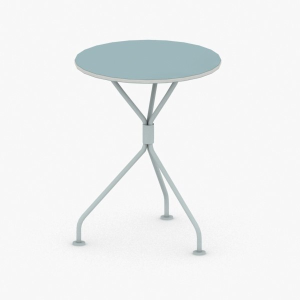 3D model - table coffee