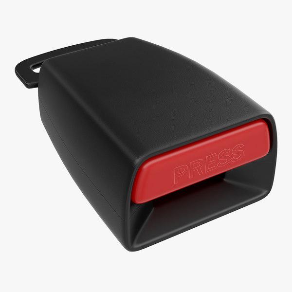 car seat belt lock model