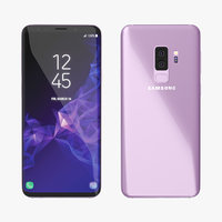 samsung galaxy s9 lilac model