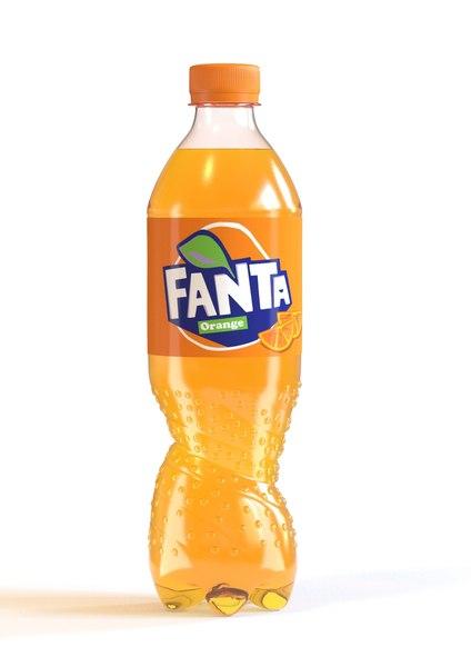 3D new bottle