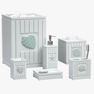 bathroom bathvel 3D model