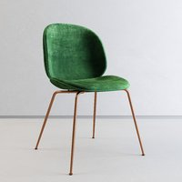 3D model gubi chair beetle