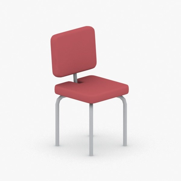 3D - chairs