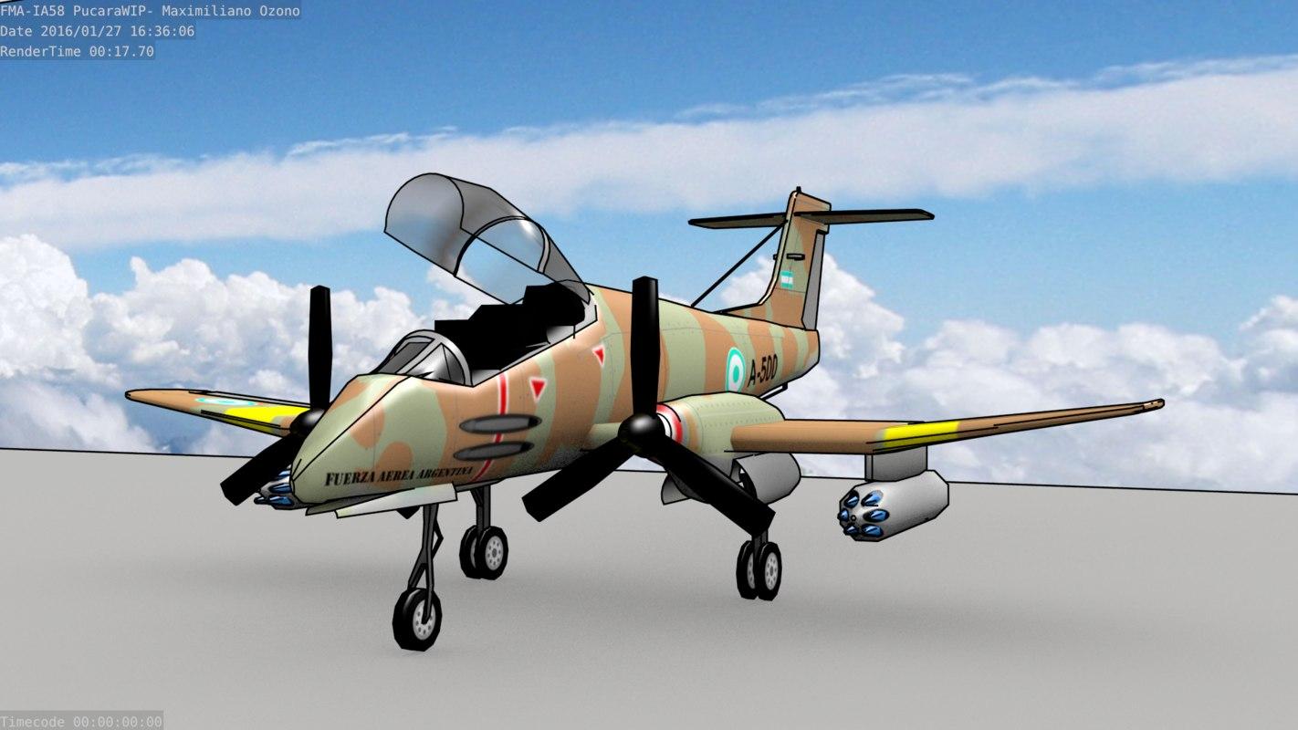 fma ia-58 model