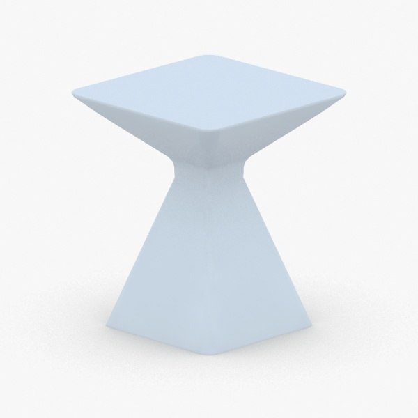 3D - table coffee model