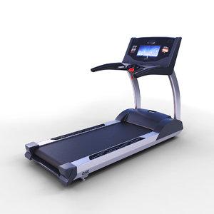 treadmill fitness t20 3D