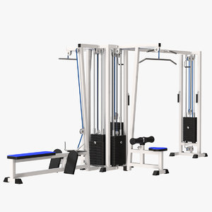 3D multi gym