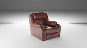 3D chair - slightly worn