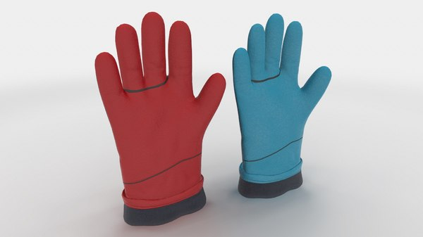 ready gloves 3D