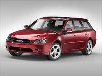 Subaru Legacy Wagon (2003 - 2009)