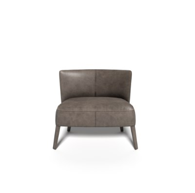 leather seat chair 3D model