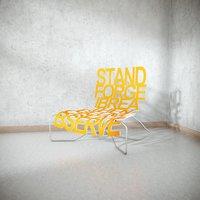 3D chair inscriptions design
