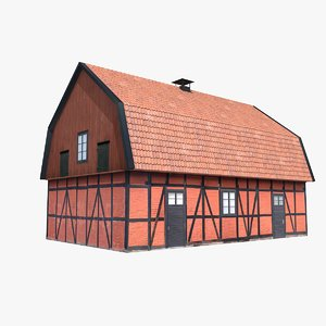3D store house