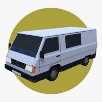 Van Car 02