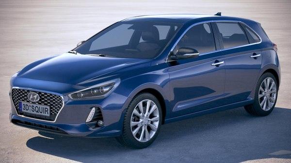 hyundai i30 2018 model