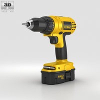 3D drill dewalt compact