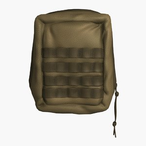 3D molle tactical bag big