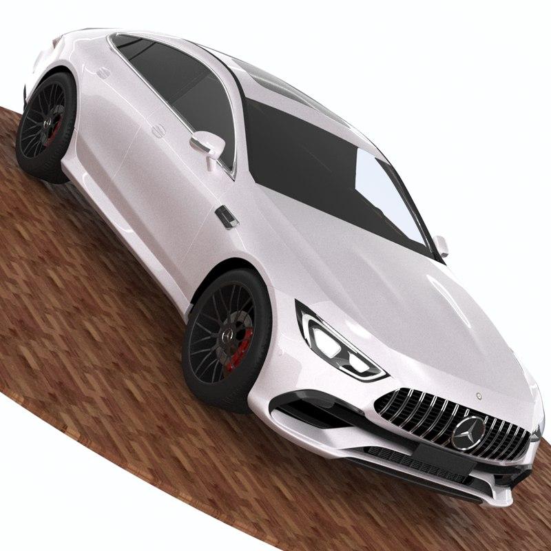 mercedes amg gt model
