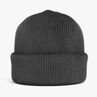 3D winter cap black