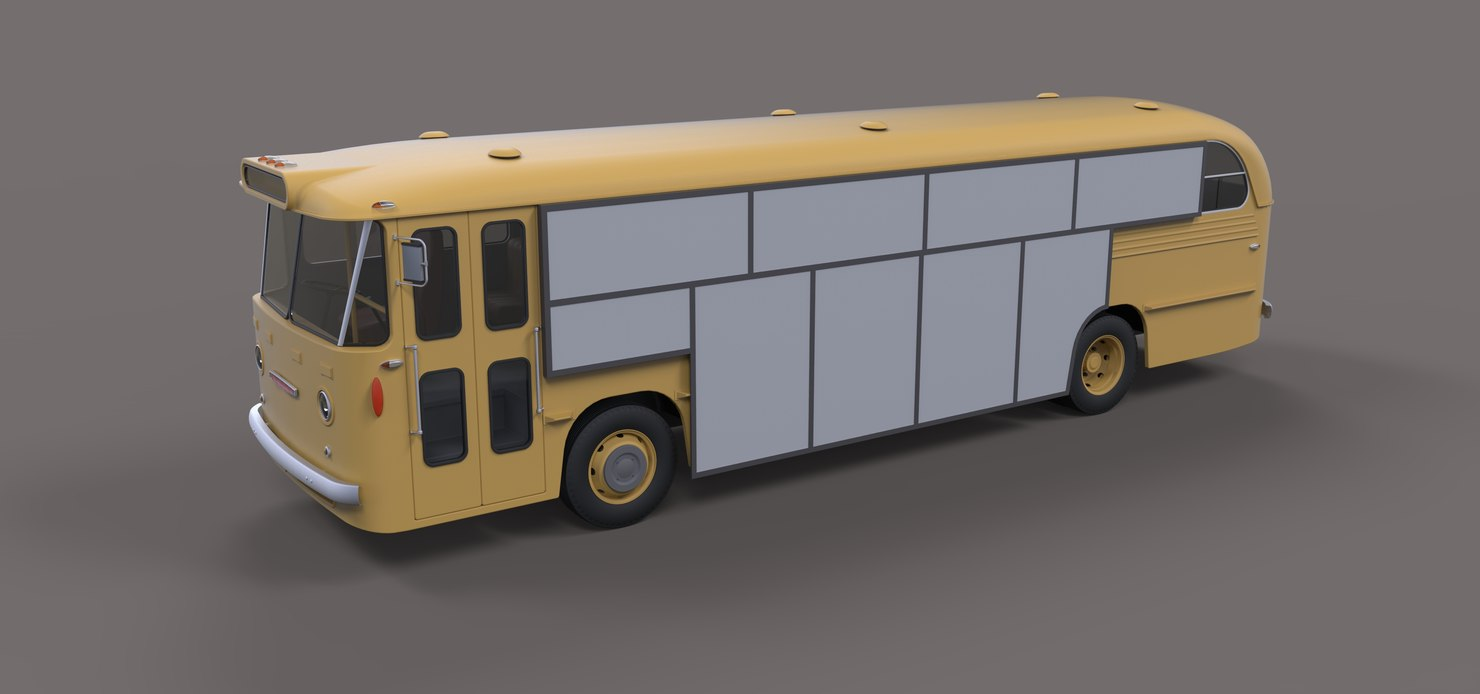 bus mad model