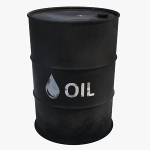 oil barrel model