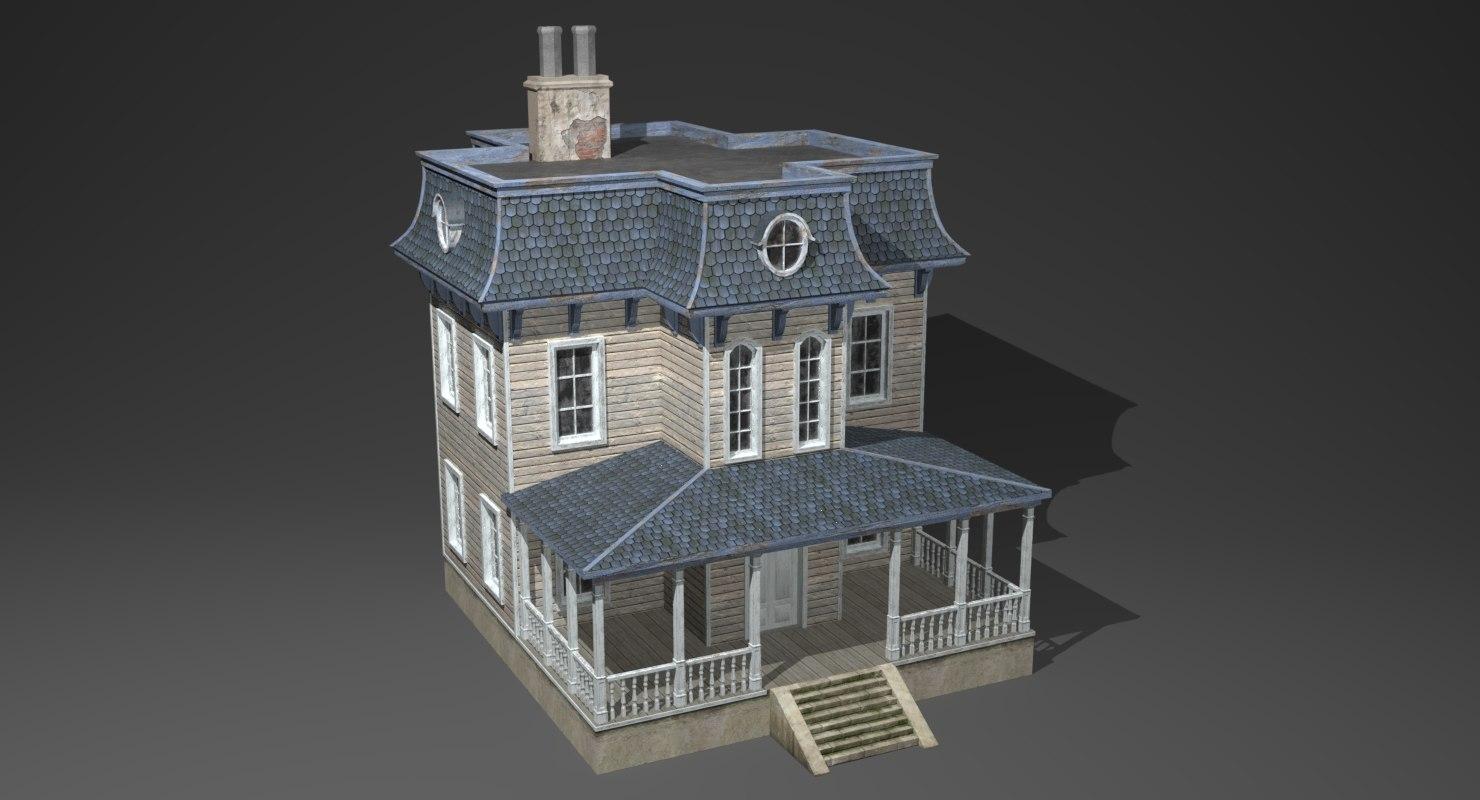 house asset unity 3D