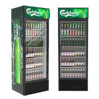 beer refrigerator 3D model