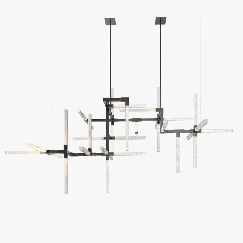 light wired custom 3D model