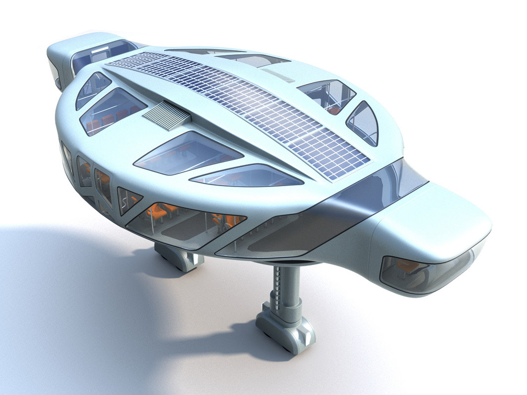 concept rotor bus model