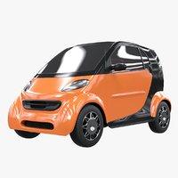 little car model