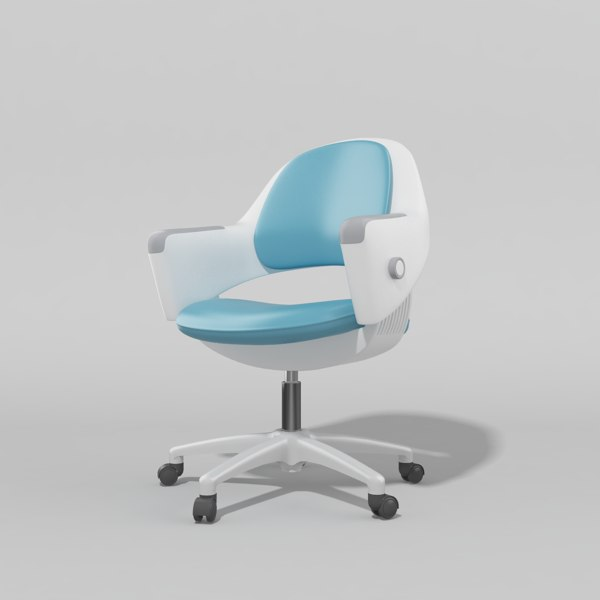 chair study 3D model