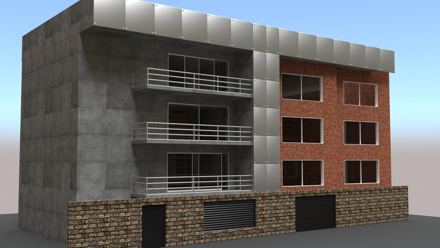 department 3D model