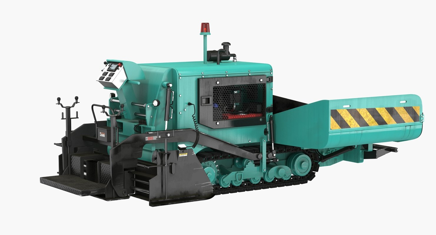 3d asphalt paving machine 3d asphalt paving machine