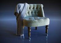 Shannon Cocktail Chair