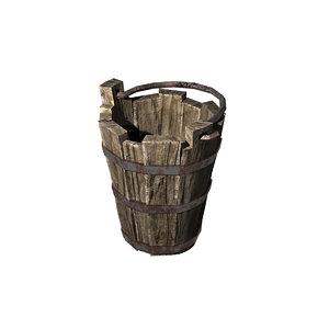 bucket wood model