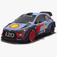 Hyundai i20 WRC Season 2018