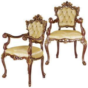 armchair bolly asnaghi model