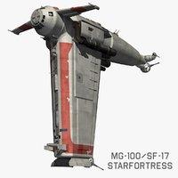 MG100 StarFortress