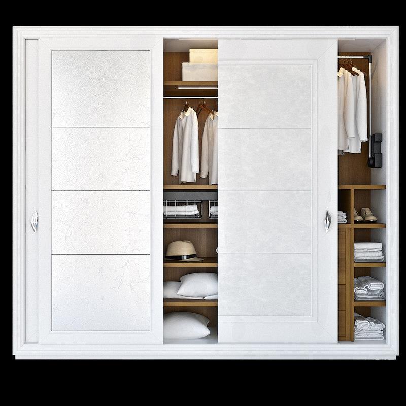 wardrobe 3D