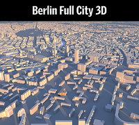 Berlin Full City Map HD