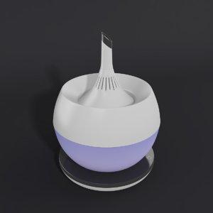 3D humidifier