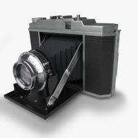 pronto camera 3D model