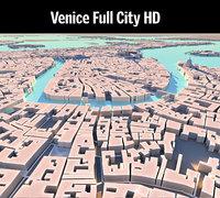 venice city model