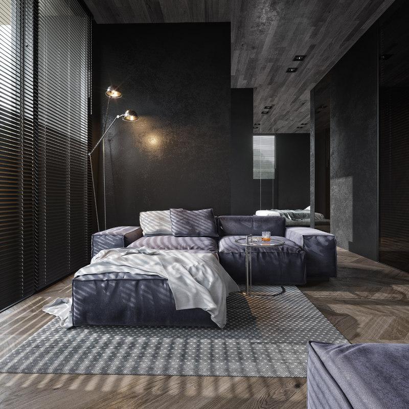 s room model