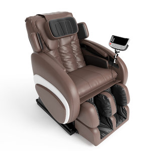 osaki os 4000 massage chair 3D model