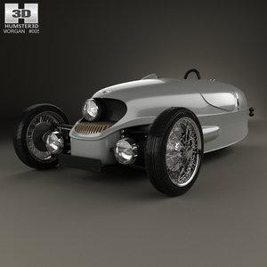 morgan ev3 3 model